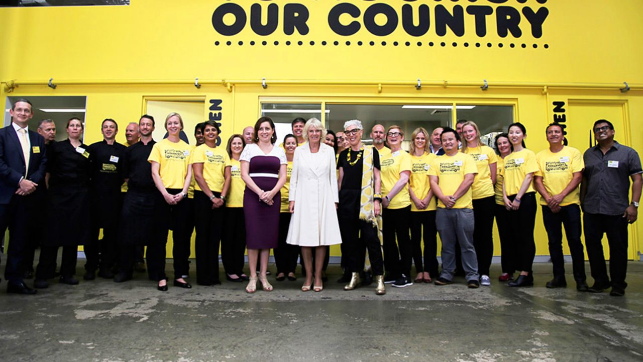 OzHarvest: Rescuing quality food to feed people in need
