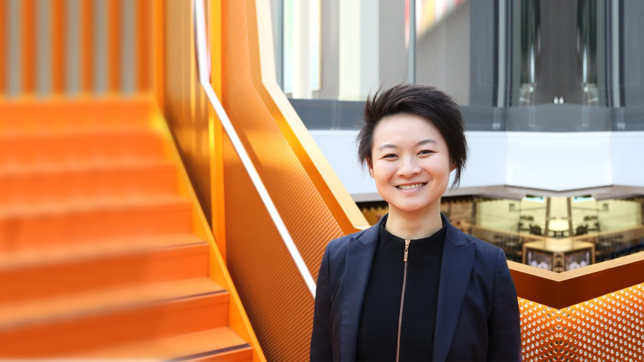 Jane Zou, Graduate Development Program