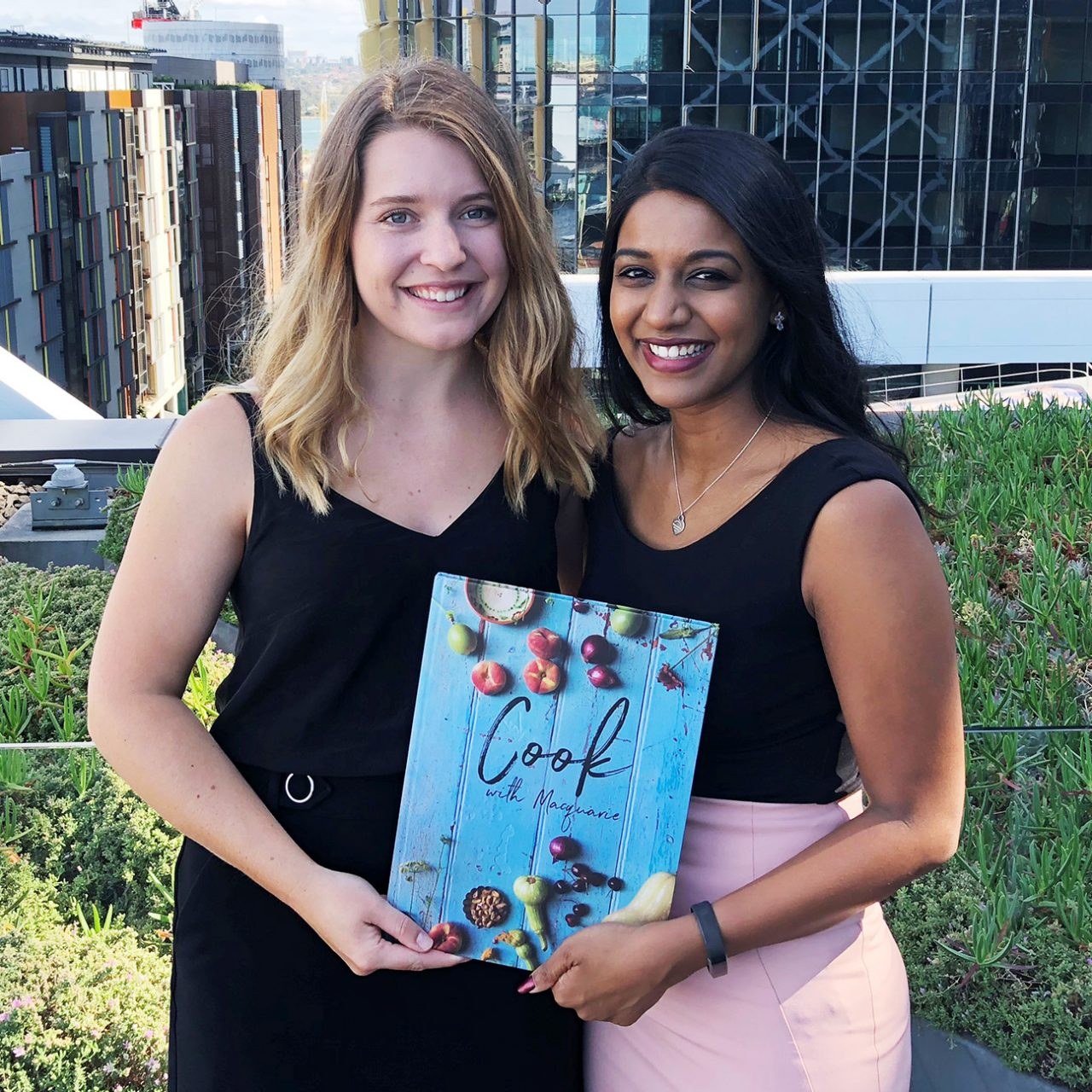 Arunthethy Thevaraja and Emma Austin - Sydney, Banking and Financial Services