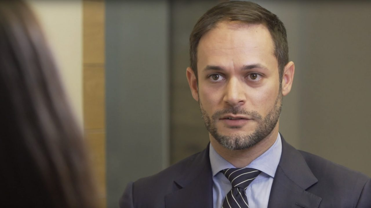 Benjamin Cohen T-REX's CEO and Founder